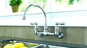 waterfall kitchen faucet delta waterfall kitchen faucet wall mounted faucet the
