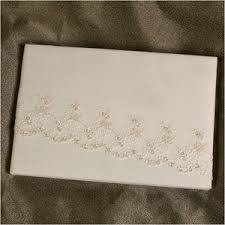 ivory wedding guest book wedding guest book guest book wedding guest books for weddings