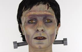 Cool Halloween Makeup Ideas For Men by Frankenstein Monster Halloween Make Up Youtube