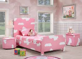 appealing girls room with pink bedroom desaign ideas and modern
