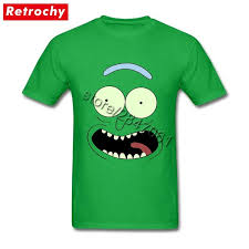 Memes Shirt - 2017 latest pickle rick t shirt meme rick and morty face men hip hop