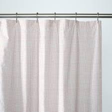all bed bath schoolhouse electric poppy dot shower curtain