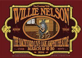Willie Nelson Backyard Galleries Cryptical Development Creative Group Austin Texas