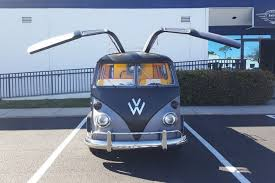 volkswagen bus 2016 price for 150 000 this volkswagen bus will go back to the future