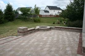 Octagon Patio Pavers by Brick U0026 Stone Pavers