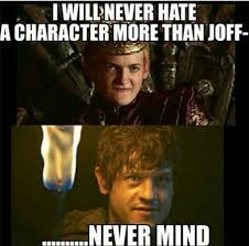 Joffrey Meme - joffrey ramsey game of thrones pinterest