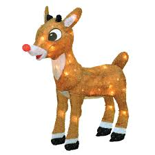 rudolph the nosed reindeer outdoor decorations outdoor designs