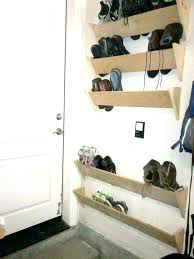 wall mounted shoe cabinet shoe storage ideas ikea krowds co