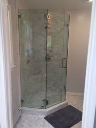 project marble for a stand up shower modern bathroom new