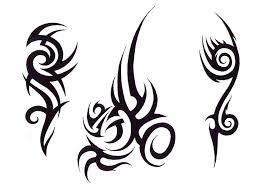 latest maori tribal arm tattoos
