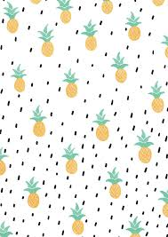pineapple wrapping paper printable pineapple gift wrap pineapple digital paper watercolour