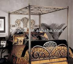 Wrought Iron Canopy Bed Top Selling Modern Antique Iron Bed Frame Buy Antique Iron Bed