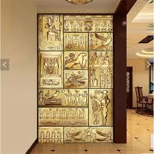 ancient egyptian home decor wall paper 3d art mural hd beauty of ancient egyptian culture
