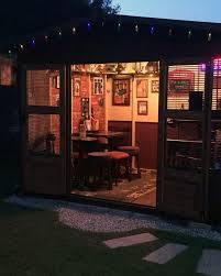 Cool Shed Ideas Cool Pub Shed Bar Ideas For Backyard Man Shed Ideas Pinterest