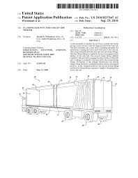 clamping side post for curtain side trailer diagram schematic