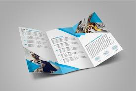 one sided brochure template 60 free premium psd brochure templates webprecis