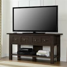 Accent Console Table with Classic 55 Inch Tv Stand Versatile Accent Console Table With 2