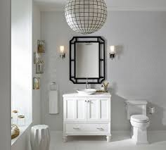 Kohler Bathroom Furniture Kohler Pedestal Sink Bathroom Eclectic With Bathroom Furniture