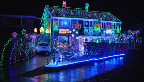 The Best Christmas Light Displays by Deck The Halls Your Best Christmas Light Displays In Pictures