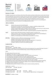 CV Writing Examples   All CV Writing Brefash