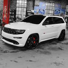 jeep grand customization jeep srt on a custom set of lexani wheels follow nolimitbmore