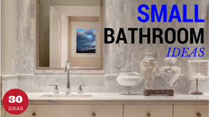 Ideas For Small Bathroom Storage by 30 Inspiring Small Bathroom Organizing Ideas Youtube
