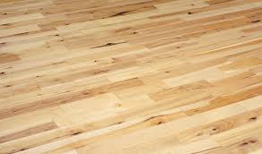 light beige hardwood floor hickory engineered wood