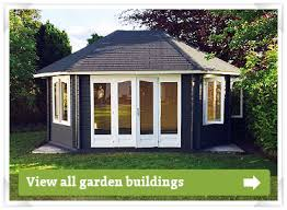 Garden Building Ideas Designs For Summer Houses