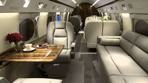 private jet interiors step on board youtube