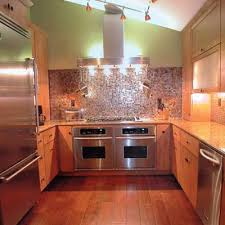 kitchen ideas for small kitchens galley glittering galley 10 big ideas for small kitchens this house