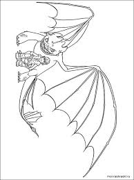 train dragon coloring pages download print