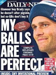 Tom Brady Funny Meme - deflategate coverage balls out after tom brady press conference
