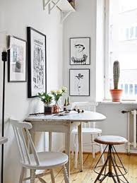 Small Kitchen Table And Chairs by Sweet And Simple Breakfast Nook Round Table White Chairs