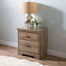 Designer Nightstands - bedroom nightstand north shore king canopy bed ashley furniture