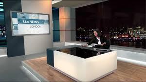 News Studio Desk by Sky News 2015 New Look Split From Sky News Presentation