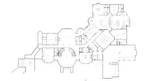22 amazing castle home floor plans on impressive medieval house