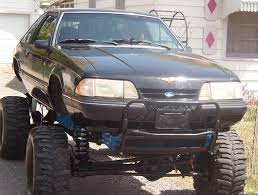 fox ford mustang for sale for sale or trade 1988 ford mustang 4x4