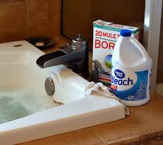 Clean Jets In Bathtub How To Clean Your Jetted Tub Rachel Teodoro