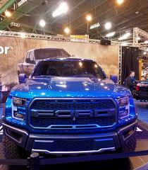 Ford Raptor Blue - 2017 ford raptor makes its texas debut at the houston rodeo ford