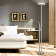 finether 18w led floor lamps adjustable table lamp dimmable