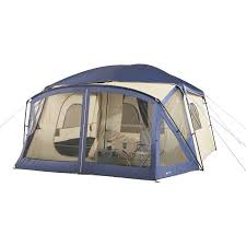 cabin tent ozark trail 12 person cabin tent with screen porch walmart