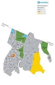 Bronx Map Bronx Area Growth Zones Con Edison
