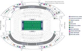 gillette stadium floor plan dallas cowboys football stadium seating chart all the best