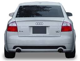 audi a4 spoiler elite spoilers abs214a ly9b a2 elite spoilers free shipping