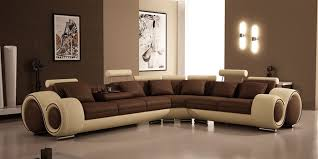 Sectional Sofas Brown Design Franco Sectional Sofa Tos Lf 4087 Lher