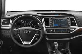 toyota new suv car new 2017 toyota highlander hybrid price photos reviews safety