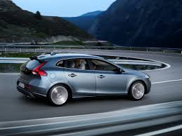 volvo corporate the all new volvo v40 driving dynamics agile driving pleasure