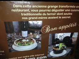 cuisine grand mere la cuisine de grand mêre picture of la grange de jean lyon