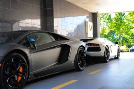 lamborghini back matte grey and matte white lamborghini aventadors back to back imgur