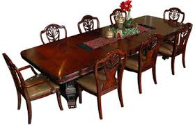 Mahogany Dining Room Furniture Mahogany And More Table And Chair Sets